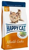 Happy Cat Эдалт атлантический лосось ФитВелл