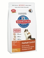 Hill's SP Feline Adult Hairball Control Chicken