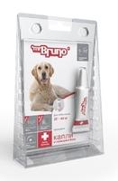 Mr. Bruno Plus для собак от 20 до 40 кг