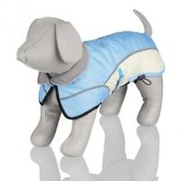 Trixie Попона для собак Avallon, кремово-голубая, 40 см