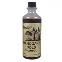 Jerob Mahogany Gold Shampoo Оттеночный шампунь, для кошек и собак красного и золот. окрасов