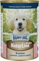 Happy Dog Щенки Аппетитный Ягненок с печенью сердцем и рисом
