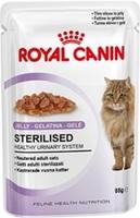 Royal Canin Sterilised в желе