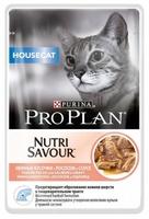 Pro Plan Housecat для кошек, живущих дома Лосось