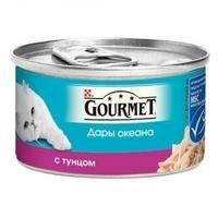 Gourmet Дары океана длкошек с тунцом