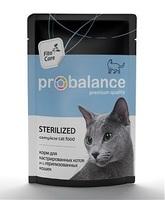 ProBalance Sterilized.