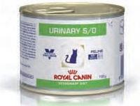 Royal Canin Urinary S/O (цыпленок) 0,195кг, ж/б