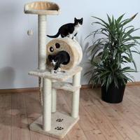 "Trixie Домик для кошки ""Salamanca"", 138см, бежевый"