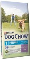 Dog Chow Puppy Lamb & Rice