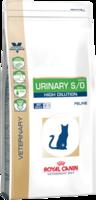 Royal Canin Urinary S/O High Dilution UHD 34