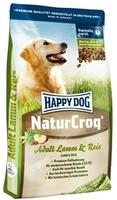 Happy Dog НатурКрок Ягненок с рисом