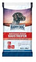 Happy Dog Полоски жевательные (говядина, телятина)