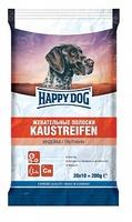 Happy Dog Полоски жевательные (индейка)