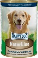 Happy Dog Телятина с овощами