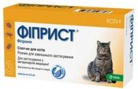 Фиприст Спот Он для кошек