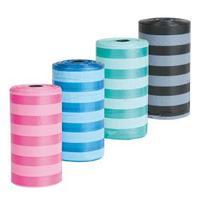 Trixie  Пакеты для уборки за собаками, цветные