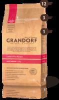 Grandorf Медиум Ягненок с рисом
