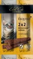 Edel Cat Колбаски-мини /утка, сыр/