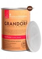 Grandorf для собак с телятиной
