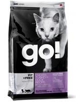 GO! Беззерновой для Котят и Кошек - 4 вида Мяса