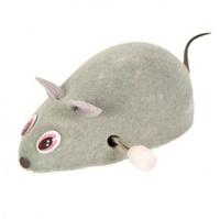"""Trixie Игрушка для кошки """"Мышь заводная"""", 7 см"""