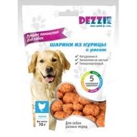 Dezzy Лакомство  д\собак Шарики из курицы с рисом