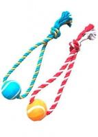 Fauna Int. Игрушка для собак Мяч на веревке