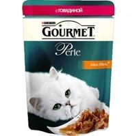 Gourmet Perle для кошек с говядиной