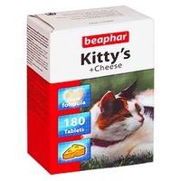 Beaphar Витамины Kitty''s+Cheese, 180 табл
