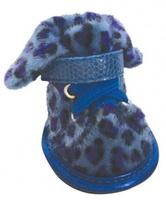 Dezzie Обувь для собак, размер 0 (4,4*3,5см)