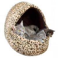 """Trixie Лежак для кошки """"Leo"""" 40х35х35см"""
