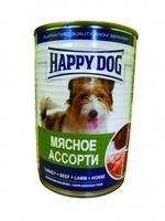 Happy Dog Мясное ассорти