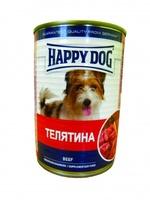 Happy Dog Мясо телятины