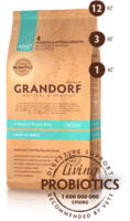 Grandorf 4 Meat & Brown Rice All Breed
