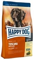 Happy Dog Тоскана Суприм Сенсибл Утка - Лосось