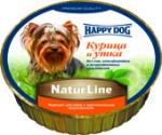 Happy Dog Нежный паштет Курица и утка