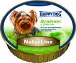 Happy Dog Нежный паштет Ягненок с рисом