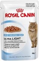 Royal Canin Ultra Light в желе