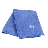 Trixie Полотенце 50х60см, голубой цвет
