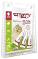 Mr. Bruno  для щенков и собак мелких пород