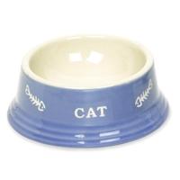 Nobby Миска Cat, голубая