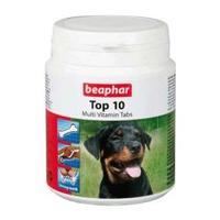 Beaphar Витамины Тор-10,  180 табл