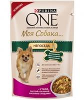 ONE Моя Собака Непоседа Утка, фасоль