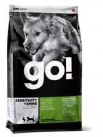 GO! Для Щенков и Собак с Индейкой для чувствительного пищеварения