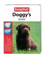 Beaphar Витамины Doggy's  Junior, 150 табл